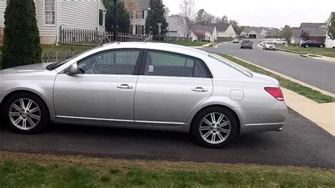 2006 toyota avalon iii pictures information and specs auto database com