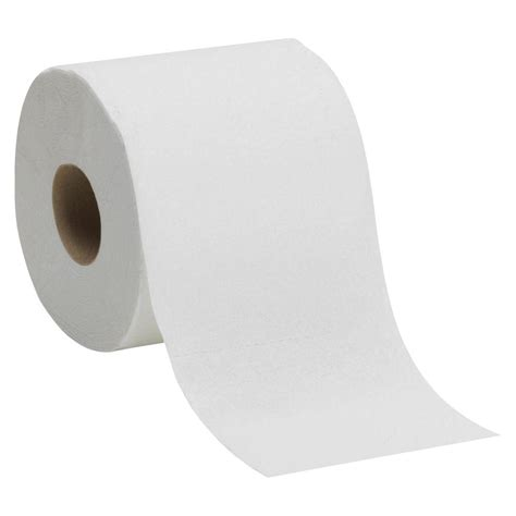 toilet paper roll individually wrapped white bath tissue 2 ply of