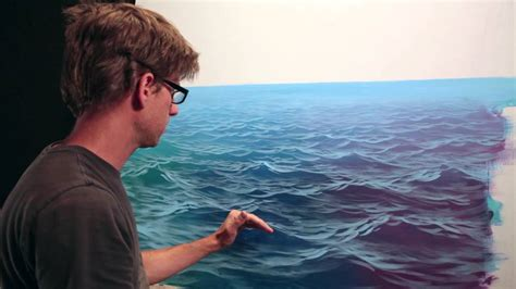 how to paint how to paint waves lesson 3 on