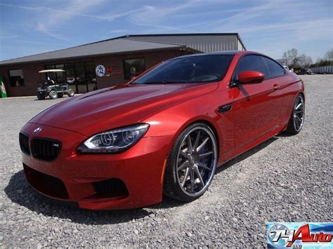 Bmw Cars For Sale by 2014 Bmw M6 Rebuilt Salvage For Sale