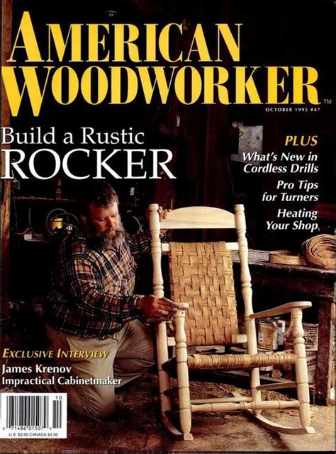 american woodworker american woodworker october 1995 47 pdf magazine