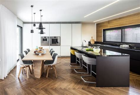 stylish seating options for modern kitchen islands