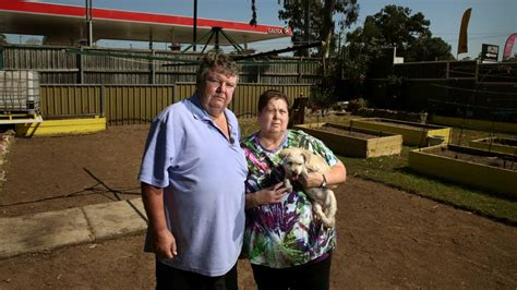 spray painter raymond terrace drenched with diesel newcastle herald