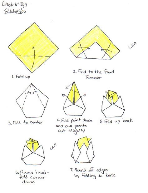 easy origami easter egg n egg make origami