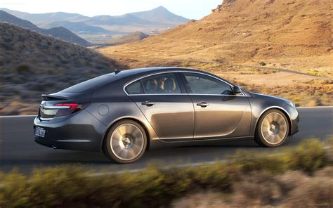 Insignia Opel by Opel Insignia 2014 Widescreen Car Wallpaper 03 Of