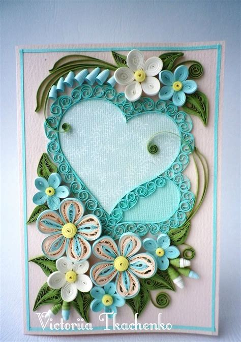 card with quilling 10 images about quilling hearts on quilling