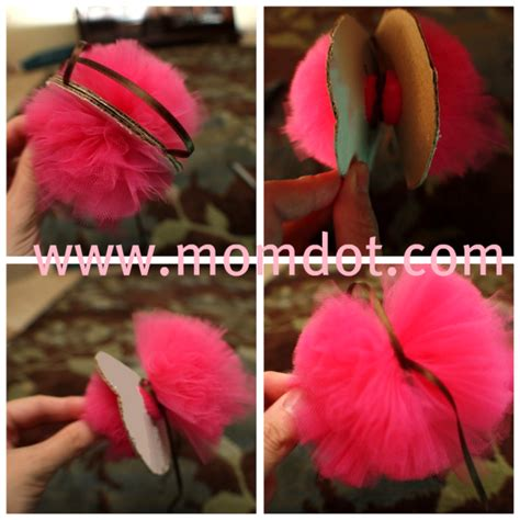 how to make balls how to make a tulle pom pom momdot