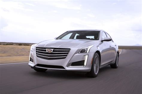 Cadillac News by Cadillac Ats And Cts Get Trim Changes Design Tweaks For