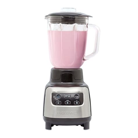 Farberware 4 Speed Digital Blender with Single Serve Cup 103742 Review