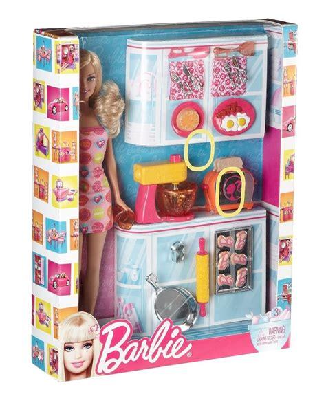 juegos de barbie cocina barbie y accesorios de cocina bs 95 500 000 00 en