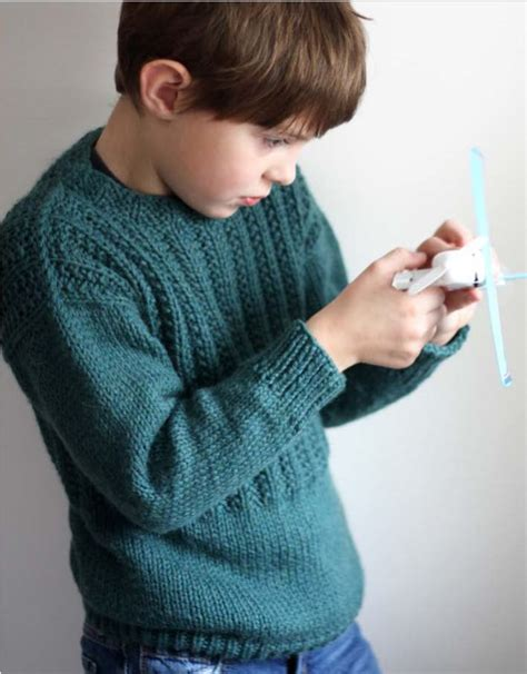 free knitted baby sweater patterns boys youth boy sweater free pattern from berroco baby
