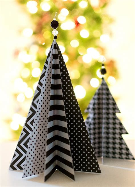 tree paper decorations 45 wonderful paper and cardboard diy decorations