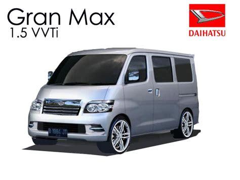 Daihatsu Gran Max by Daihatsu Gran Max Car Interior Design
