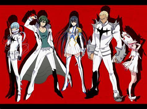 kill la kill of the season anime review kill la kill and