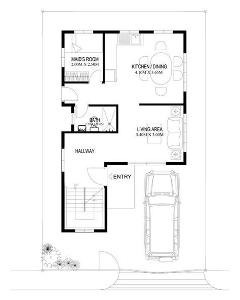 floor plans for 1 story homes two beautiful contemporary house plan amazing