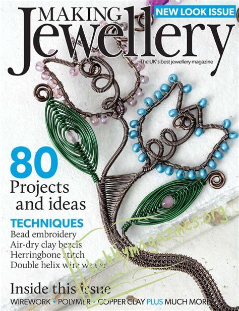 jewelry magazines free jewellery july 2016 187 hobby magazines free