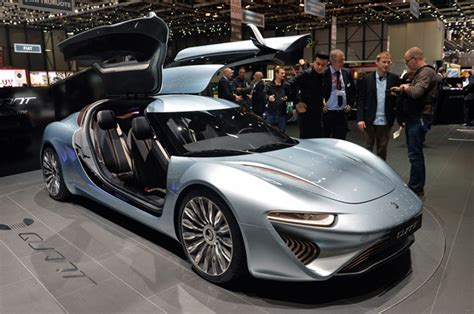 Quant E Sportlimousine by Quant E Sportlimousine Shows Promising Tech With A