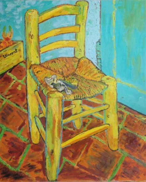 silla de van gogh dos sillas pintadas por van gogh la gu 237 a de historia del