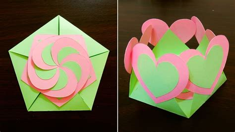 how to make a envelope for a card gift envelope sealed with hearts learn how to make a