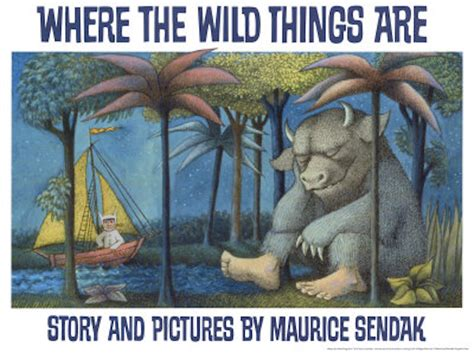 where the things are book pictures where the things are joco homeschool