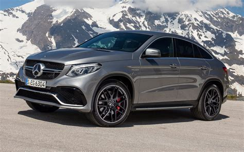 Mercedes Amg by Mercedes Gle Class Coupe Amg 63 S 4matic 2017 Suv Drive