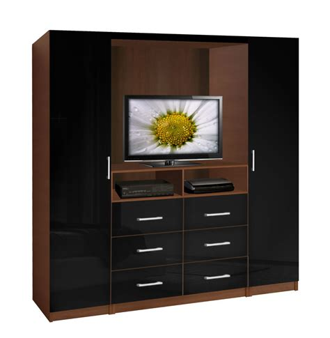 Aventa Tv Wardrobe Wall Contempo Space