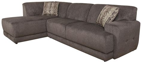 left facing sectional sofa cole contemporary sectional sofa with left facing