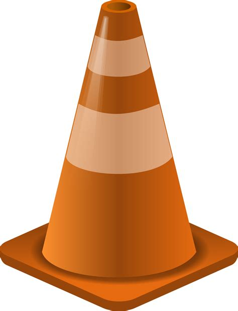 Cones Clip by Clipart Construction Cone
