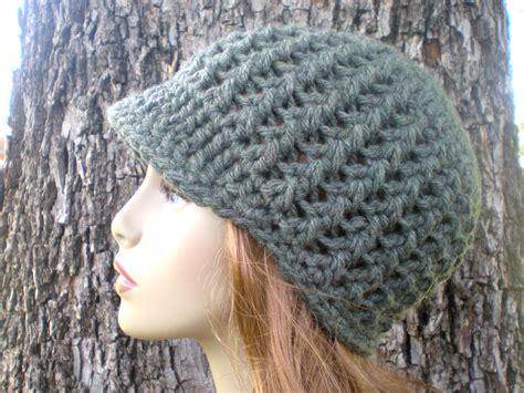chunky yarn knit hat pattern pattern amsterdam hat easy crochet pdf newsboy