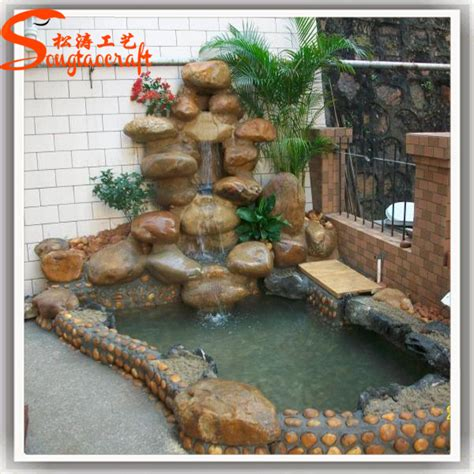 home decor high quality garden decorative wall waterfall fountainss indoor fountains and