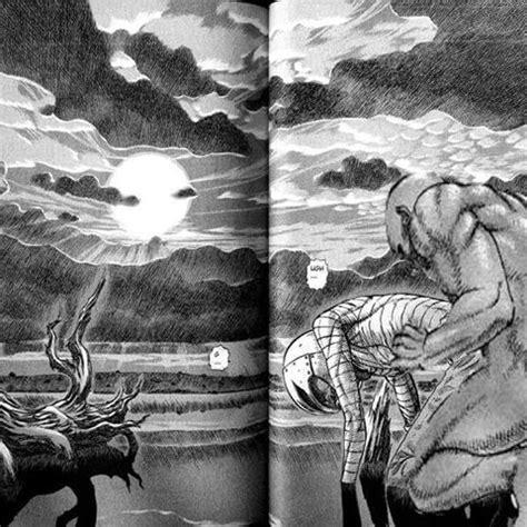 berserk ending found a scrapped panel of berserk alternate ending to the