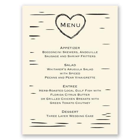how to make menu cards rehearsal dinner menu cards disneyforever hd