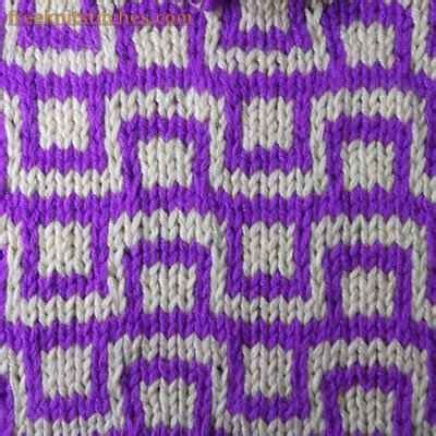 how to knit 2 colors together how to knit a pattern with two colors checkbox