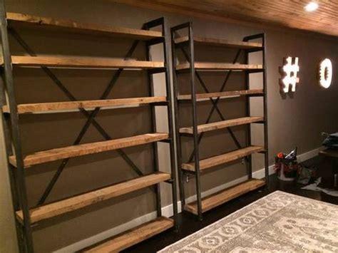 custom wall bookshelves best 25 custom bookshelves ideas on built in