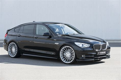 Bmw 5 Gran Turismo by Hamann Turns Bmw 5 Series Gran Turismo Into Top Class
