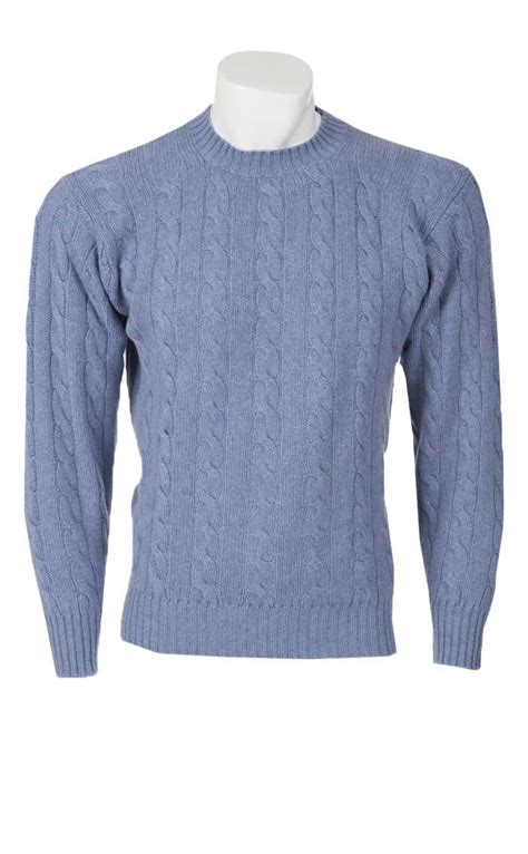 scottish cable knit sweaters luxury scottish sweater cable knit by scotweb