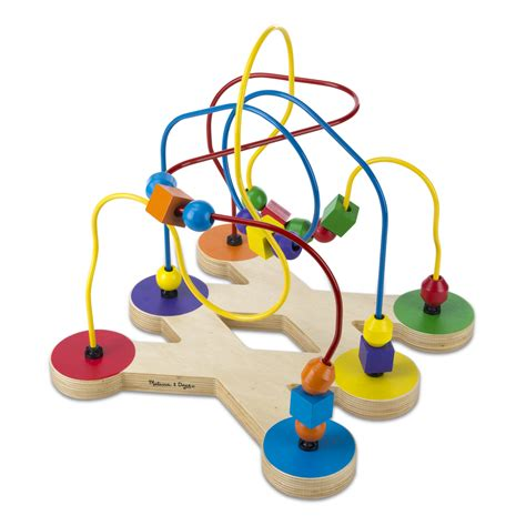 bead maze toys classic bead maze and doug toys