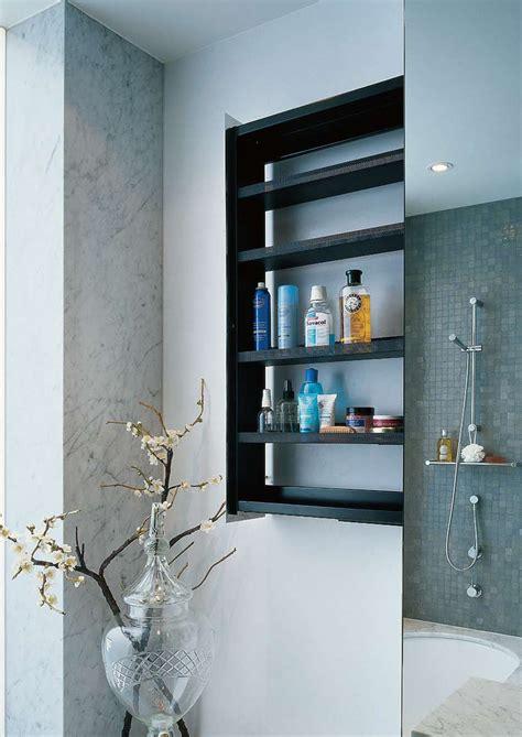 in wall bathroom storage sliding bathroom storage unit in a wall crab by