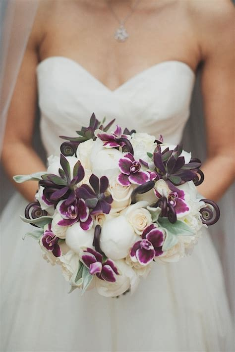 peonies and orchids peonies roses and orchid bouquet for the big day
