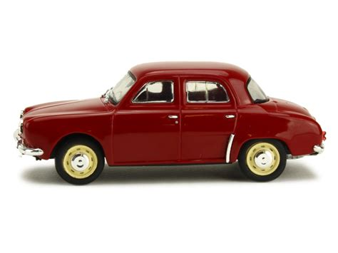 1963 Renault Dauphine by Renault Dauphine 1963 Norev 1 43 Autos Miniatures