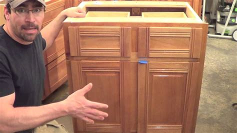 How To Build Kitchen Cabinets Video building kitchen cabinets part 18 starting the wall