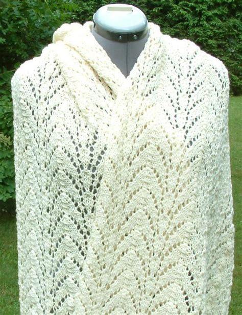 knitted prayer shawl pattern cathedral arches prayer shawl by helen feddema craftsy