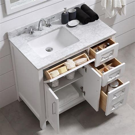 Bathroom Vanity Storage Ideas by An Epiphany About A Bathroom Remodel While Sitting In My