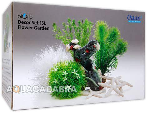 Garden Accessories Uk Only Biorb Easy Decor Set Garden 30l Aquarium Fish Tank