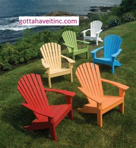 Seaside Casual Adirondack Chair by Seaside Casual Adirondack Shellback Chair 018 Gotta