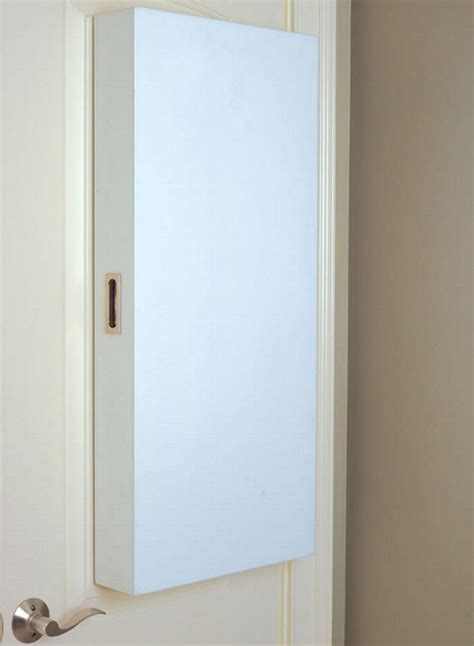 back of door storage cabinet this storage cabinet attaches to back of any door