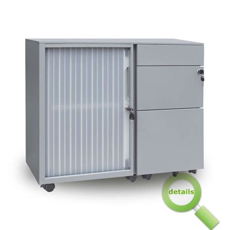 roll up door cabinet second supply to thailand cheap mobile roll up door