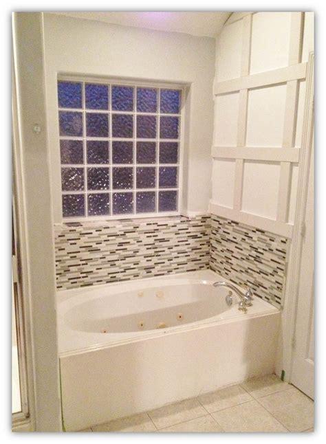 diy bathroom backsplash ideas engineering and style master bathroom update how