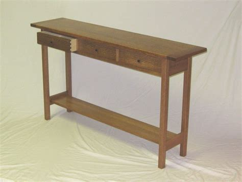 sofa table plans sofa table 2011 finewoodworking