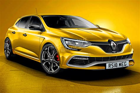 Renault Megane Rs by New 300bhp Plus Renault Megane Rs For 2018 Auto Express